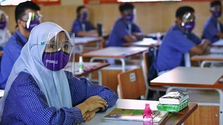 Sekolah Tatap Muka: Semester Genap dimulai, Sejumlah Daerah Memutuskan Terus Gelar pembelajaran Daring