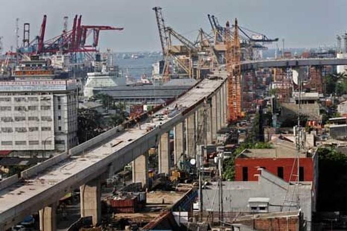 Kunci Kebangkitan RI dari Petaka Pandemi: Infrastruktur!