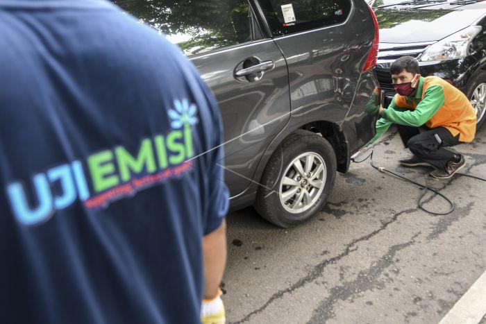 Uji Emisi Mobil Bisa Dilakukan di Bengkel Resmi, Segini Biayanya