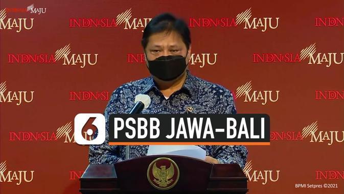 PSBB Jawa-Bali  Bakal Diberlakukan, Ini 10 Hal yang Wajib Diperhatikan