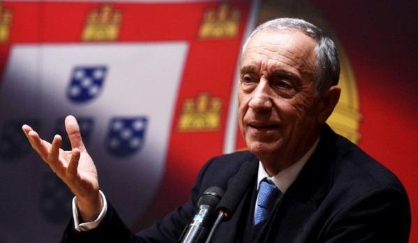 Presiden Portugal Positif Corona