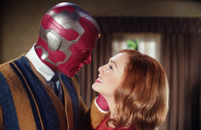 Marvel Studios Persembahkan Sembilan Episode Serial Orisinal 'WandaVision',