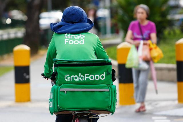 Transaksi GrabFood Rp 83 T, GoFood Rp 28 T pada 2020