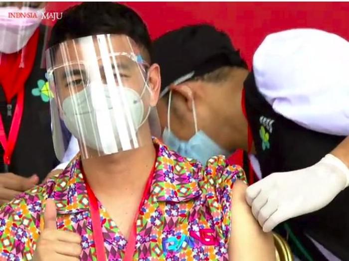 Istana Tegur Raffi Ahmad Nongkrong Usai Vaksin
