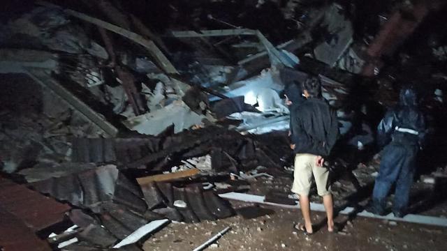 Cerita Warga Mamuju Lari ke Gunung Takut Tsunami Akibat Gempa Magnitudo 6,2
