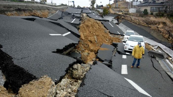 Surat Umar bin Abdul Aziz Ketika Terjadi Gempa Bumi
