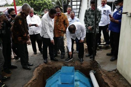 Pemko Medan Dukung Sosialisasi Pembangunan Tangki Septik Kedap dan Sumur Resapan di Sekolah