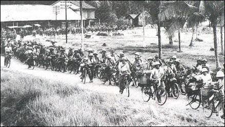 Bagaimana Jepang Mudah Mengusai wilayah Indonesia walau dengan Sedikit Pasukan?