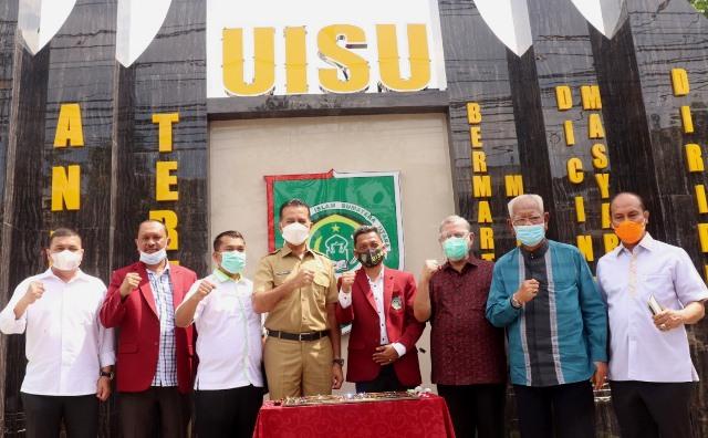 Wagubsu: Dukung Rektor dan Pengurus Yayasan UISU yang Sudah Berbuat