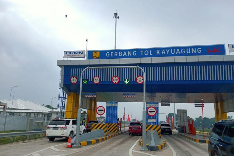 Presiden Beberkan Manfaat Pembangunan Tol Trans Sumatera