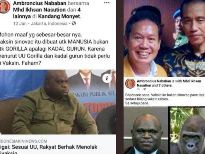 DPR Ingatkan Polisi Bahaya Pembiaran Kasus Rasial ke Pigai