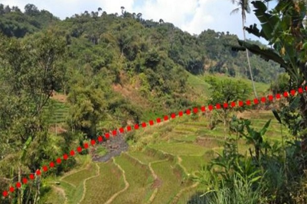 Waspada, Riset Ungkap Potensi Gempa Sesar Cileunyi Hingga 6,3 M