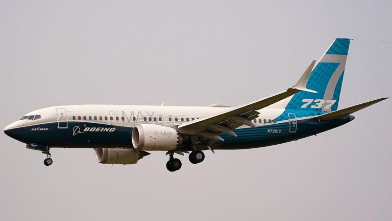 Uni Eropa dan Inggris Izinkan Boeing 737 MAX Terbang Lagi