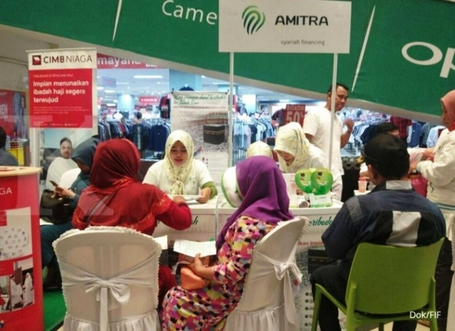 Amitra, The Best Sharia Multifinance 2021