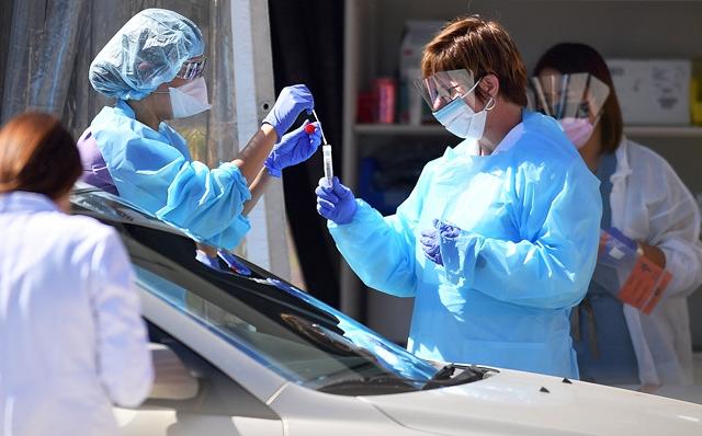 Januari bulan paling mematikan untuk kasus infeksi Covid-19 di AS