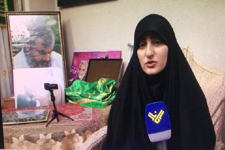 Putri Jenderal Soleimani Kecam Donald Trump Sebagai Teroris Amerika