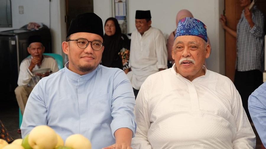 Innalillahi, Tokoh Medan Utara yang Dikenal Dermawan Haji Doyong Tutup Usia
