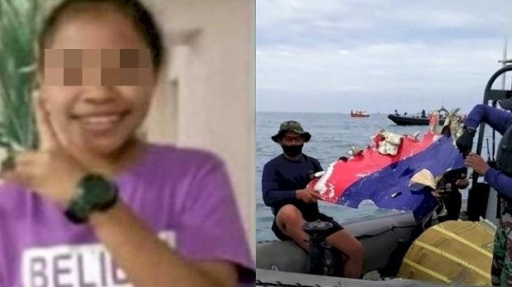 Sarah Beatrice Alomau, Tidak Terbang Bersama Sriwijaya Air Tapi Ikut Jadi Korban