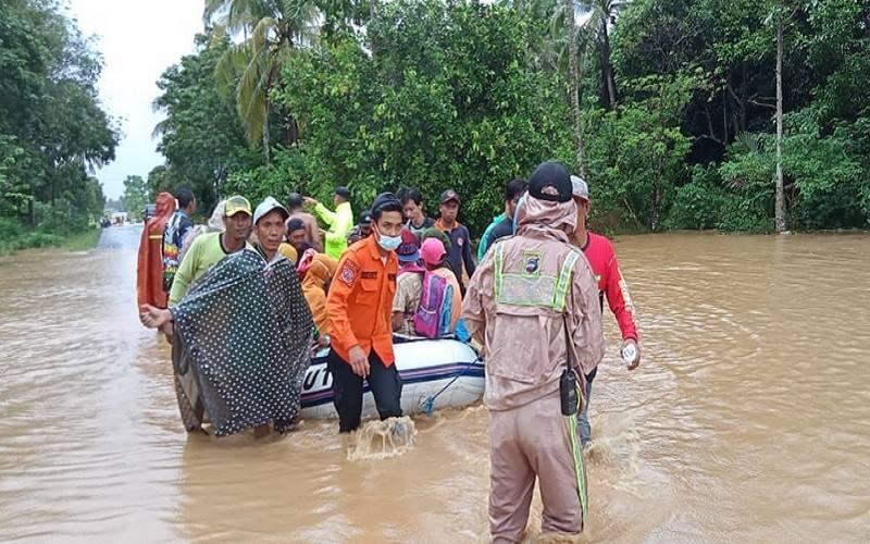 WALHI dan JKPP : Kemana Kebijakan Satu Peta? Sebabkan Bencana Terus Berulang