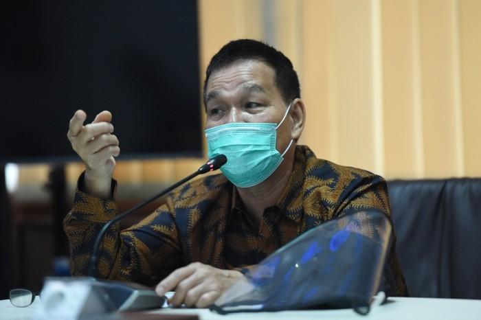 Rektor USU Runtung Sitepu Juga Dilaporkan Terkait Isu Plagiarisme.
