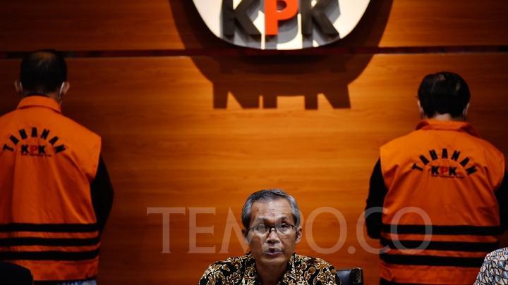 Kasus Suap, KPK Geledah Kantor Pajak
