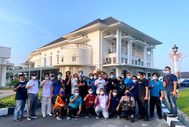 Bangun Sinergi, Gubernur Edy Rahmayadi Silaturahmi Bersama Insan Pers