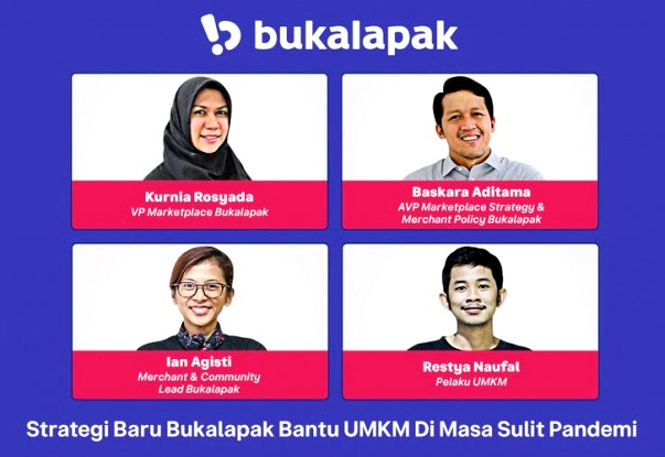 #Rabulokal, Kampanye Dukung Perjuangan UMKM Lokal