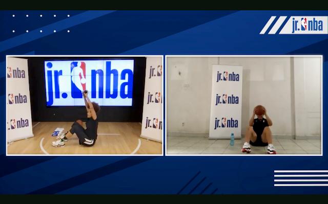 Bintang NBA dan WNBA Latih Putra dan Putri Indonesia dalam Program Jr. NBA 2021