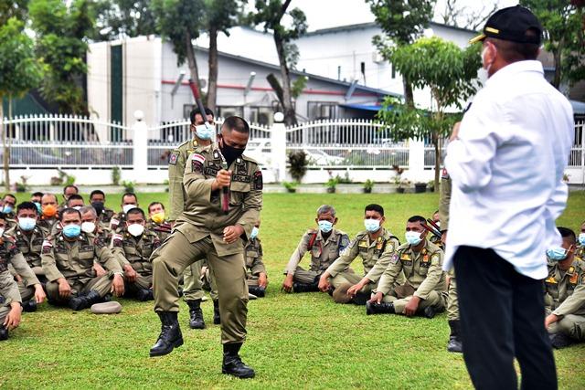 Gubernur Edy Rahmayadi Ingin Peran Satpol PP di Sumut Semakin Kuat
