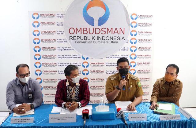 Pemko Medan Bayar Insentif Nakes RSUD Dr. Pirngadi dan Puskesmas