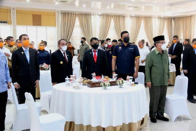 Wali Kota Medan Ucapkan Selamat  Pelantikan DPP IKAPTK Provinsi Sumut