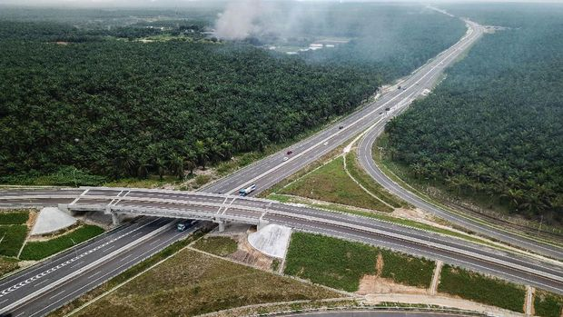 Mengangkat Tanah Melayu Naik Level Lewat Tol Trans Sumatera