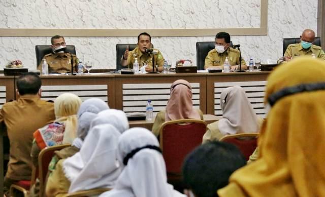 Wakil Wali Kota Medan Minta Kepsek Mempedomani Juknis Kemendikbud