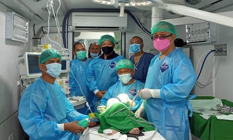 Bakti Kesehatan Bermartabat Adakan Kegiatan Pelayanan Kesehatan Gratis