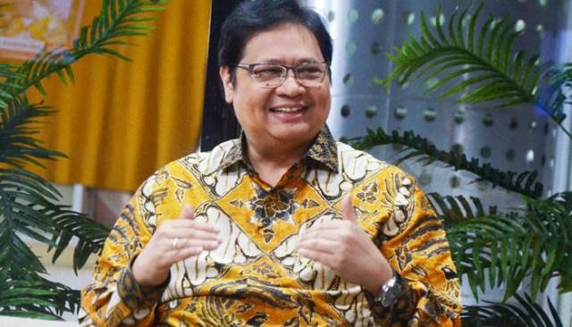 Ketum Golkar Airlangga Hartarto dideklarasikan Capres 2024