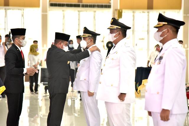 Stabilitas Keamanan Daerah Jadi Perhatian Gubernur Edy Rahmayadi