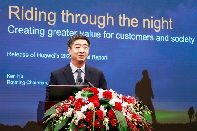 Huawei: 'I Do' untuk Indonesia