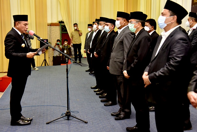 Pengukuhan Pengurus Aceh Sepakat