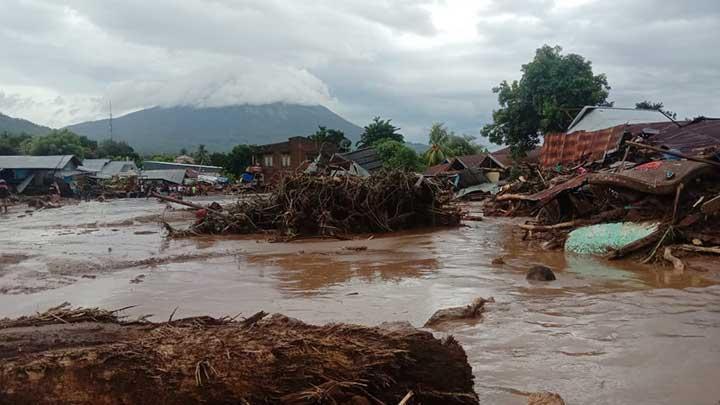 Korban jiwa akibat bencana alam di NTT bertambah jadi 138 orang