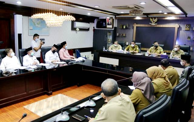 Wali Kota Medan Ingin Bentuk Masjid Yang Mandiri Di Kota Medan