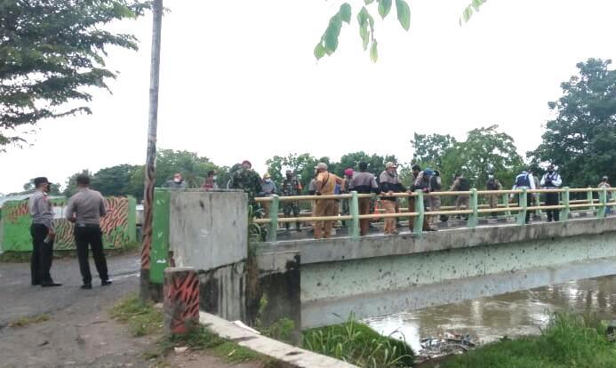 Tim Penertiban dan Pencegahan Asmara Subuh Pemko Medan Patroli
