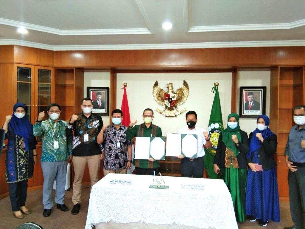 Tingkatkan Ekonomi Syariah, Bank Syariah Indonesia Tandatangani Kerjasama dengan Universitas Sumatera Utara
