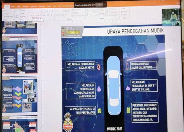 Wakil Wali Kota Medan Mengikuti Rakor Lintas Sektoral Idul Fitri 1442 H