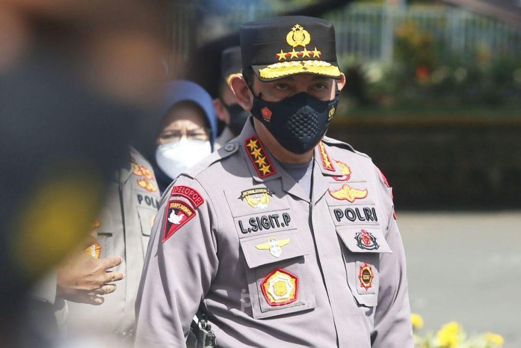Polri : Peran Polsek Nantinya Untuk Harkamtibmas, Tak Boleh Lakukan Penyidikan