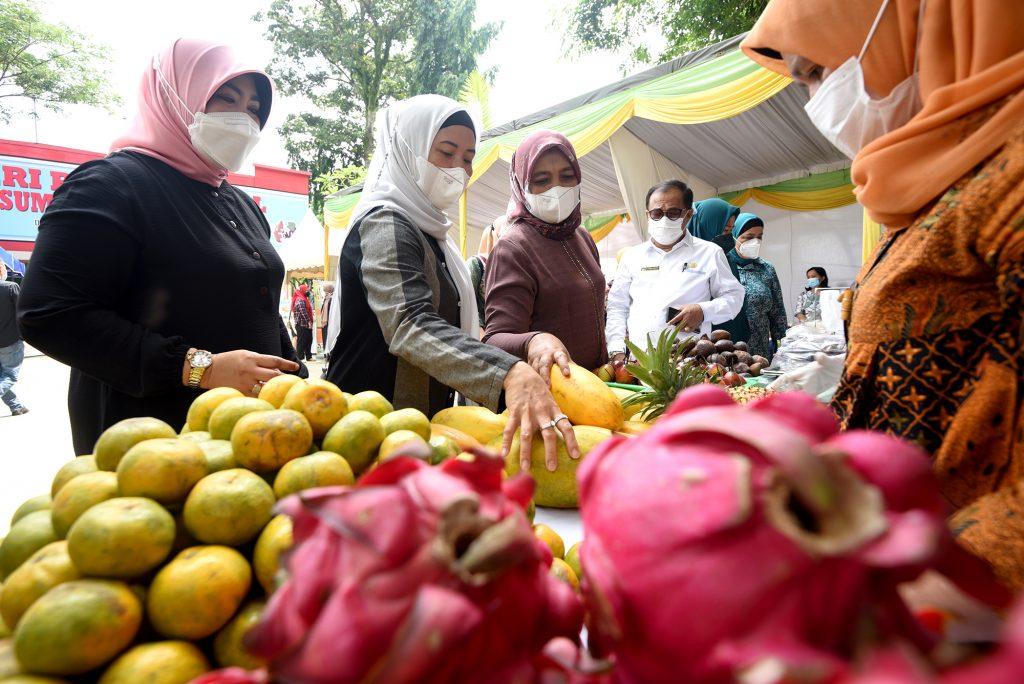 Jaga Kestabilan Harga, Pemprov Sumut Gelar Pasar Murah