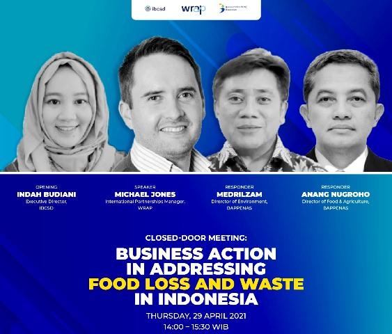 Bisnis Sebagai Jawaban Masalah Darurat Sampah Makanan Indonesia