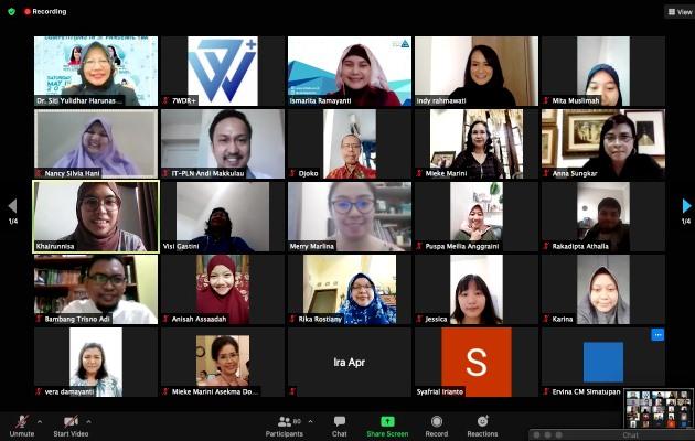 STBA Lia Jakarta Gelar Workshop Publik Speaking Bagi Kaum Millennials