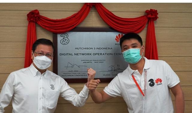 3 Indonesia Resmikan Digital Network Operation Center (DNOC) Baru