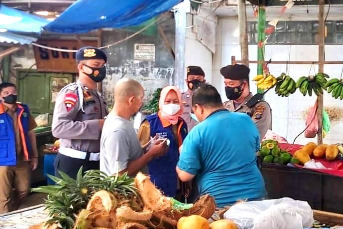 Pemko Medan Perketat Pengawasan Penerapan Disiplin Prokes di Pasar Tradisional