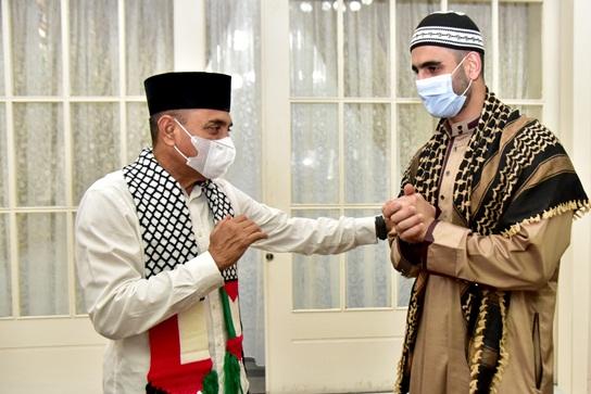 Edy Rahmayadi : Semoga Palestina Segera Merdeka